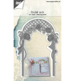 6002-1268 Snij- en embosmal - Joy Crafts