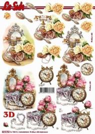 8215.752 3d vel A4 - Kaptafel / Beauty -  Le Suh