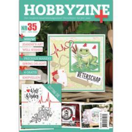 Hobbyzine Plus en serie Jeanine