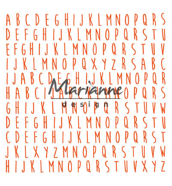 DF3437 Design Folder - Marianne Design