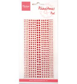 CA3159 Rhinestones - Red - Marianne Design