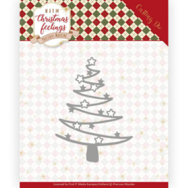 PM10164 Snij- en embosmal - Warm Christmas Feelings - Marieke Design