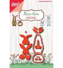 6002-1023 Snij- en embosmal - Joy Crafts