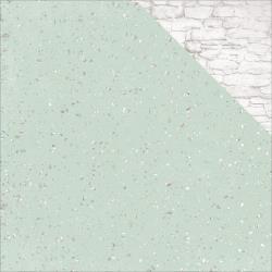 P2310 Scrappapier Dubbelzijdig - Sage & Grace - Kaisercrafts
