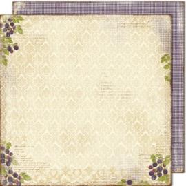 408 Scrappapier dubbelzijdig - Fika - Maja Design