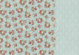 PD8808 Scrappapier dubbelzijdig - My Dearest Sophia - Pion Design