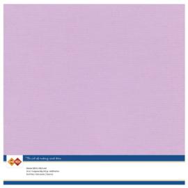57 Pink - Linnen Kaarten 30,5 x 30,5cm - 10 stuks - 200 grams - Card Deco - PAKKETPOST!!