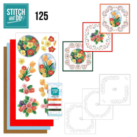 Stitch and Do nr. 125