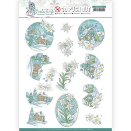 SB10503 Stansvel  A4 - Winter Time - Yvonne Creations