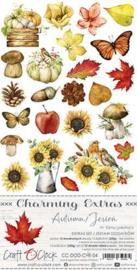 Craft O' Clock - Autumn - Charming Extra set
