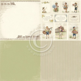 PD5605 Scrappapier - My beloved Son - Pion Design