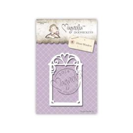 Doohickey Heart Window - Collectie 2014 - Magnolia