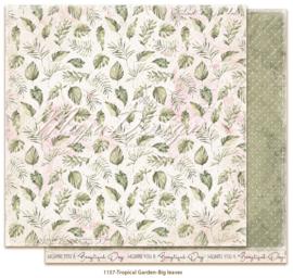 1157 Scrappapier dubbelzijdig -  Tropicial Garden - Maja Design