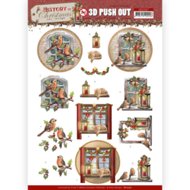 SB10567 Stansvel A4 - History of Christmas - Amy Design