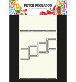 470.713.665 Card Art Stencil A5 - Lente - Dutch Doobadoo