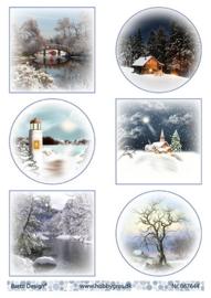 644 Winter Knipvel A4 - Barto Design