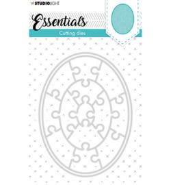 STENCILSL386  Snij- en embosmal - Essentials- Studio Light