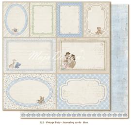 752 Scrappapier dubbelzijdig - Vintage Baby - Maja Design