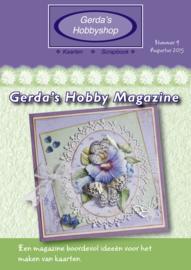 Gerda's Hobby Magazine nr. 9