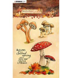 STAMPWA480 Clearstempel - Wonderful Autumn - Studio Light