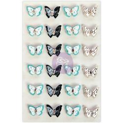 594220 Vlindertjes - 24 stuks - Prima Marketing