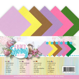 AD-A510025 Karton A5 - Enjoy Spring - Amy Design
