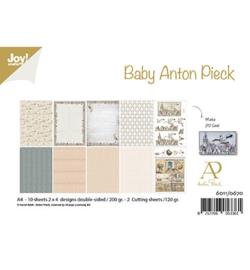 6011-0670 - Anton Pieck - Design Baby - Joy Crafts