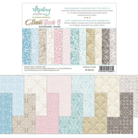 Paperpad Mintay Papers - Basic Book 6 - 15.2 x 20.3 cm - MT-BKG-06