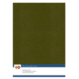55 Pine Green - Linnen Karton A4 - 10 stuks - 200 grams - Card Deco