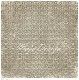 512 Scrappapier dubbelzijdig - Vintage Summer - Maja Design