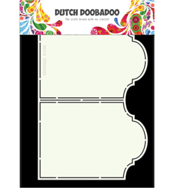 470.713.672 Card Art Stencil A5 - Dutch Doobadoo