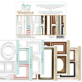 Paperpad 15x20cm - Frame Book - Mintay