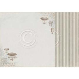 PD5505 Scrappapier Dubbelzijdig - My beloved Son - Pion Design