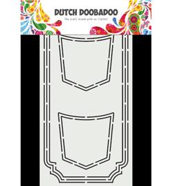 470.713.870 - Card Art Slimline Jeans - Dutch Doobadoo