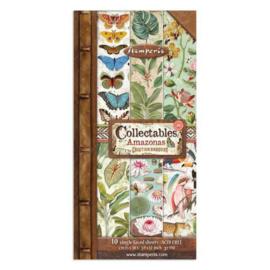 Collectables 15 x 30.5 cm - Amazonia - Stamperia
