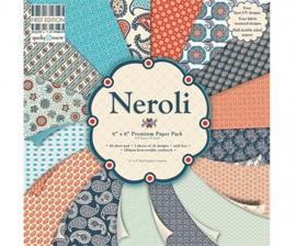 FEPAD Paperpad 15x15cm 64 vel Neroli - First Edition
