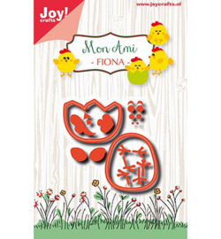 6002-1303 Snij- en embosmal - Joy Crafts