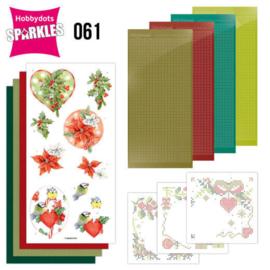 Sparkles set 061 - Kerst