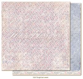 1023 Scrappapier dubbelzijdig - Denim en Girls - Maja Design