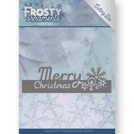 JAD10045 Snij- en embosmal - Frosty Ornaments - Jenine's Art