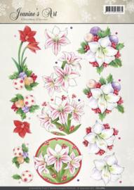 CD10883 Knipvel A4 - Christmas Classic - Jenine's Art