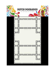 470.713.329 Card Art Stencil A4 - Dutch Doobadoo