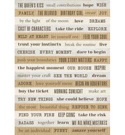 491.200.021 - Dutch Sticker Art Text - Dutch Doobadoo
