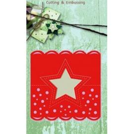 6002-0392 Snij- en embosmal - Joy Crafts