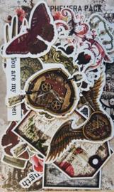 Ephemera Pack 40 stuks - Victoriana- 13@arts
