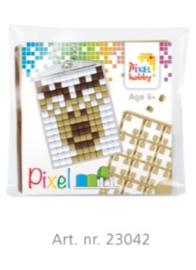 23042 Sleutelhanger setje compleet - Rendier - Pixel Hobby