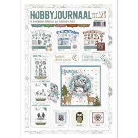Hobbyjournaal nr. 188 met stansvel