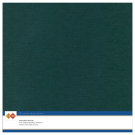 47 Jade - Linnen Karton 30,5 x 30,5cm - 10 stuks - 200 grams - Card Deco - PAKKETPOST!!