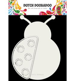 470.713.709 Dutch Card Art A5 - Dutch Doobadoo