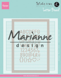 DF3454 Design Folder - Marianne Design